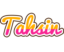 Tahsin smoothie logo