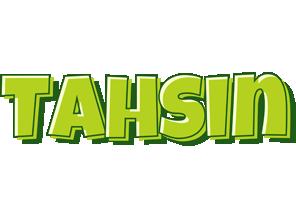 Tahsin summer logo