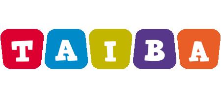 Taiba kiddo logo