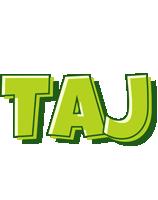 Taj summer logo