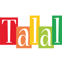 Talal colors logo