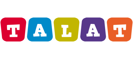 Talat kiddo logo