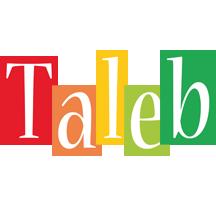 Taleb colors logo