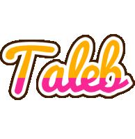 Taleb smoothie logo