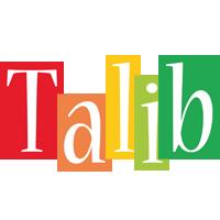 Talib colors logo
