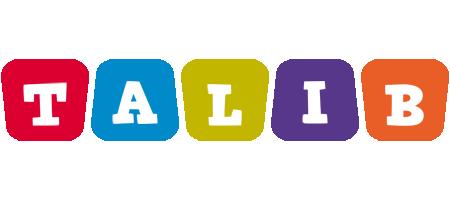 Talib kiddo logo