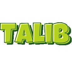 Talib summer logo