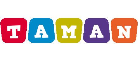 Taman kiddo logo