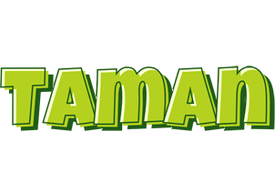 Taman summer logo