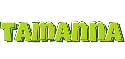 Tamanna summer logo