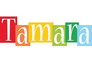 Tamara colors logo