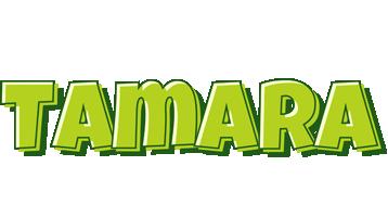 Tamara summer logo