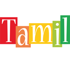 Tamil colors logo