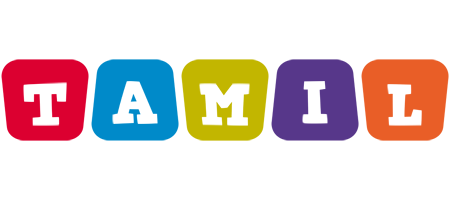 Tamil kiddo logo