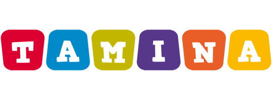 Tamina kiddo logo