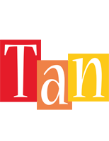 Tan colors logo