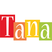 Tana colors logo