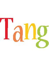 Tang birthday logo