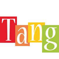 Tang colors logo