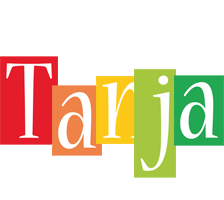 Tanja colors logo