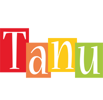Tanu colors logo