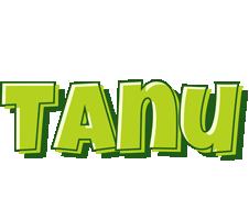 Tanu summer logo