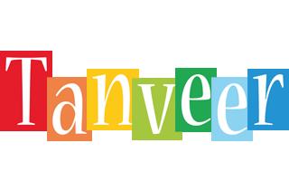 Tanveer colors logo