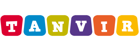 Tanvir kiddo logo