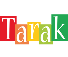 Tarak colors logo