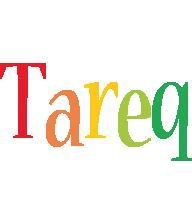 Tareq birthday logo