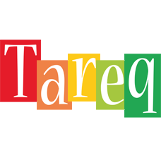 Tareq colors logo