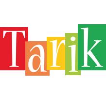 Tarik colors logo