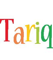 Tariq birthday logo