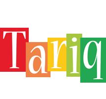 Tariq colors logo