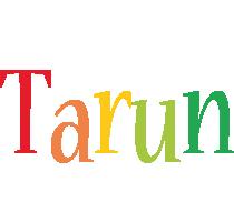 Tarun birthday logo