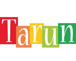 Tarun colors logo