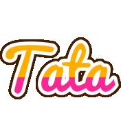 Tata smoothie logo