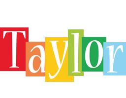 Taylor colors logo