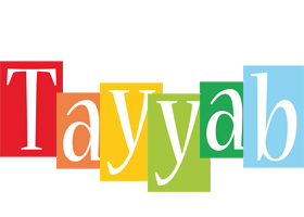 Tayyab colors logo
