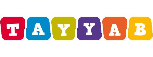 Tayyab kiddo logo