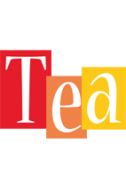 Tea colors logo