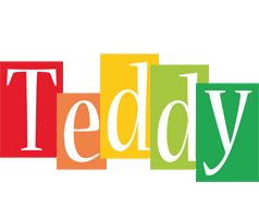 Teddy colors logo