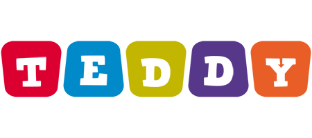 Teddy kiddo logo