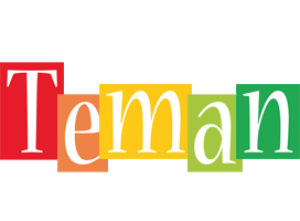Teman colors logo