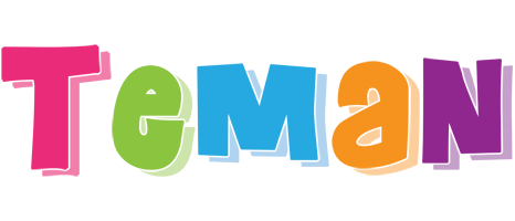 Teman Logo | Name Logo Generator - I Love, Love Heart, Boots, Friday, Jungle Style