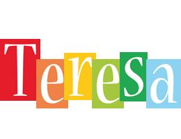 Teresa colors logo