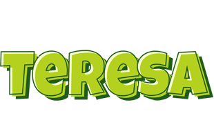 Teresa summer logo