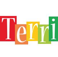 Terri colors logo