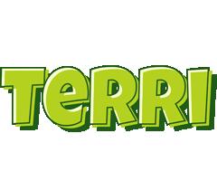 Terri summer logo