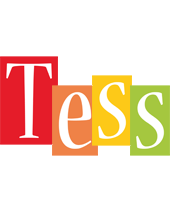 Tess colors logo